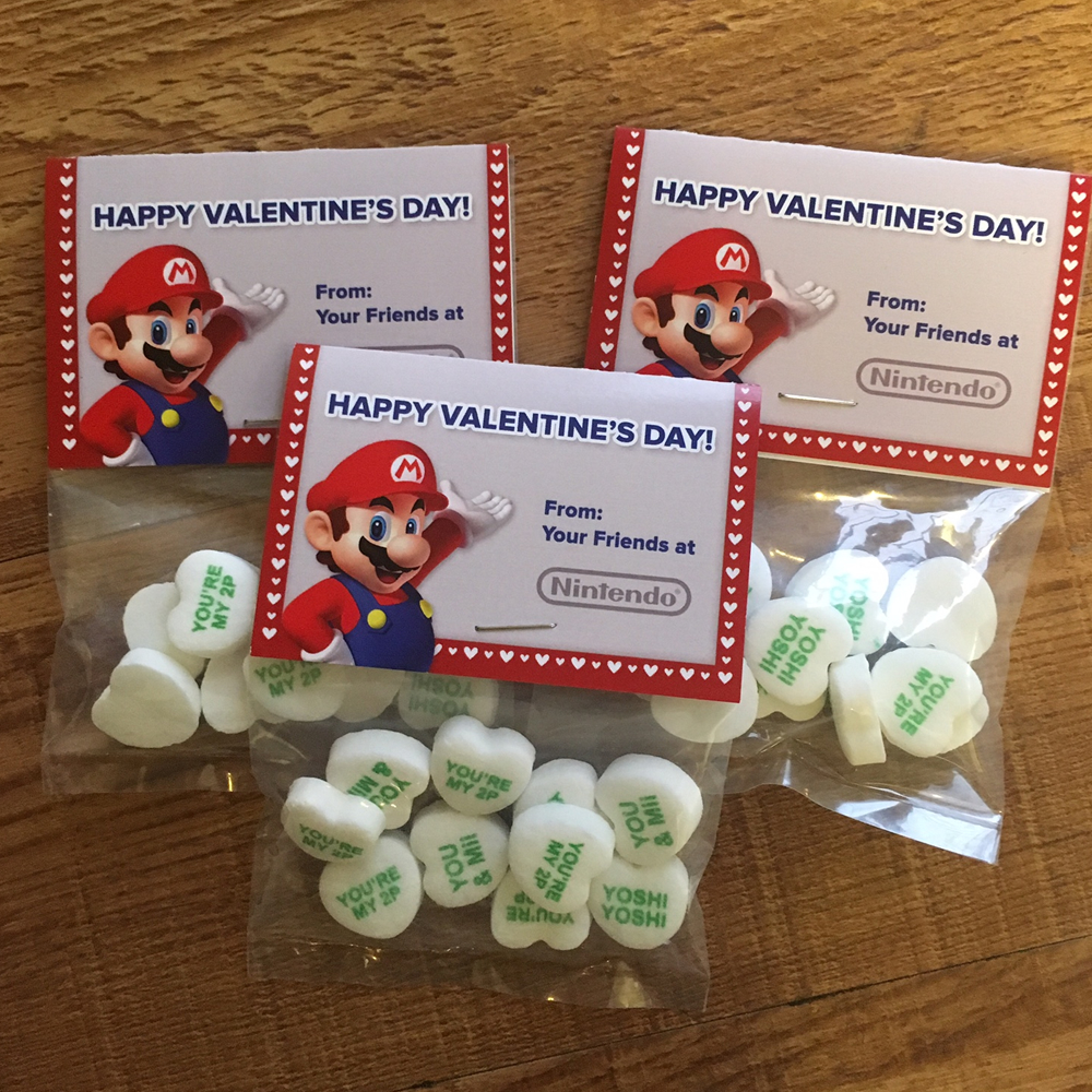 nintendo_candy scholastic_clifford_customized_candy