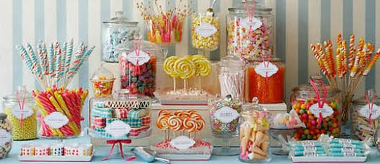 candy table party