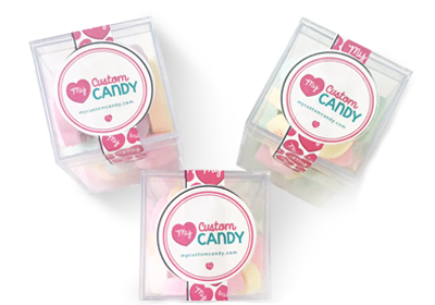 personalized candy boxes with logo
