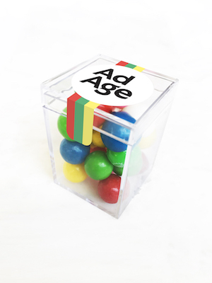 6 Custom Logo Candy Ideas from Brilliant Brands