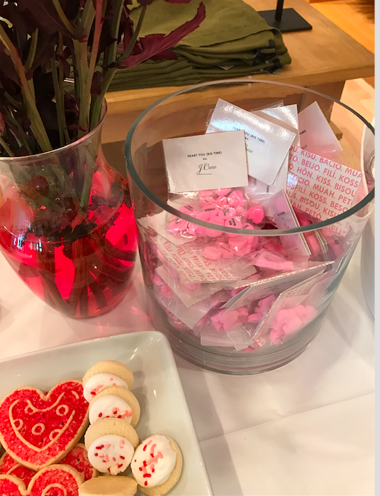 Valentine's Marketing Idea