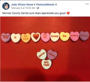 Valentine Promotion Idea