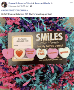Valentines Day Facebook Promotion