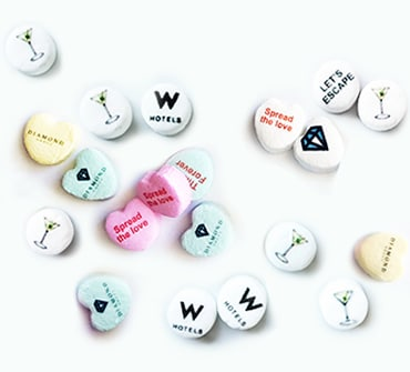 Bulk Custom Personalized Candy